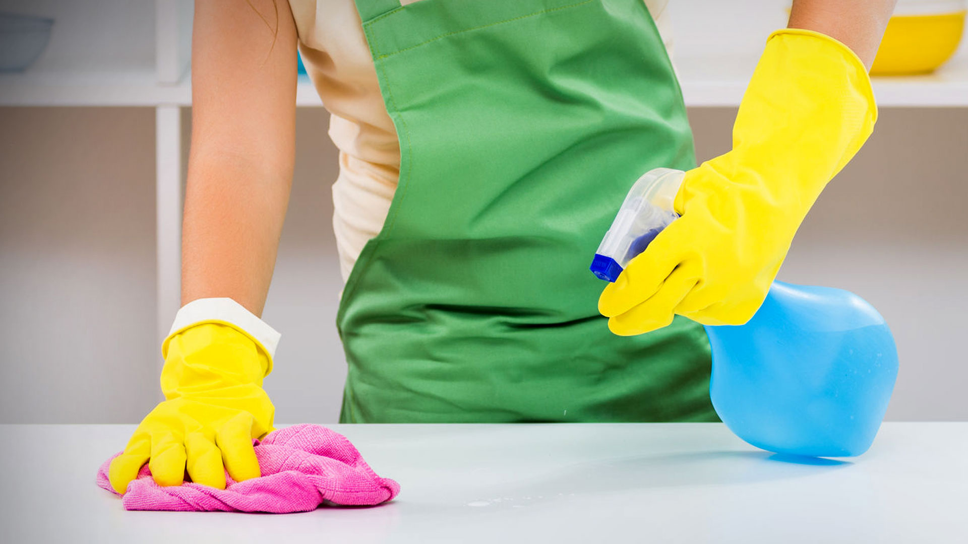 gov.sg | 5 Steps To Clean And Disinfect Your Home